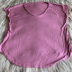 Light Purple 24/7 Tee